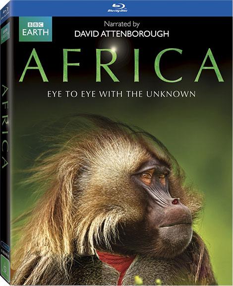دانلود مستند آفریقا BBC Earth: Africa 2013