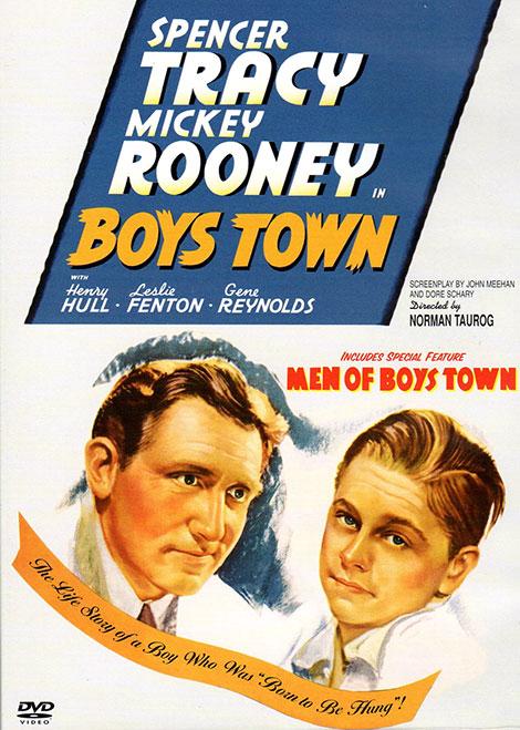 دانلود دوبله فارسی فیلم پسران Boys Town 1938