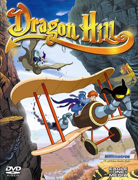 دانلود دوبله فارسی انیمیشن Dragon Hill. La colina del dragón 2002