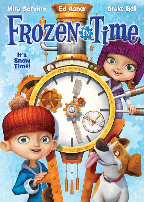 دانلود دوبله فارسی انیمیشن Frozen in Time 2014