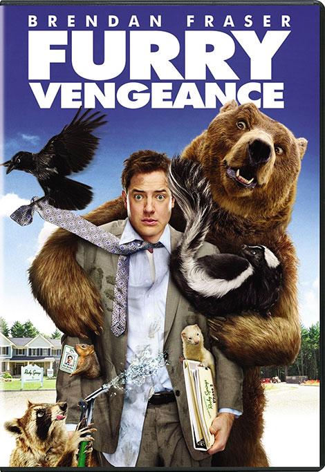 دانلود دوبله فارسی فیلم عملیات جنگل Furry Vengeance 2010