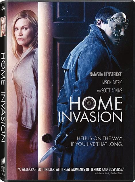 دانلود دوبله فارسی فیلم تهاجم در شب Home Invasion 2016