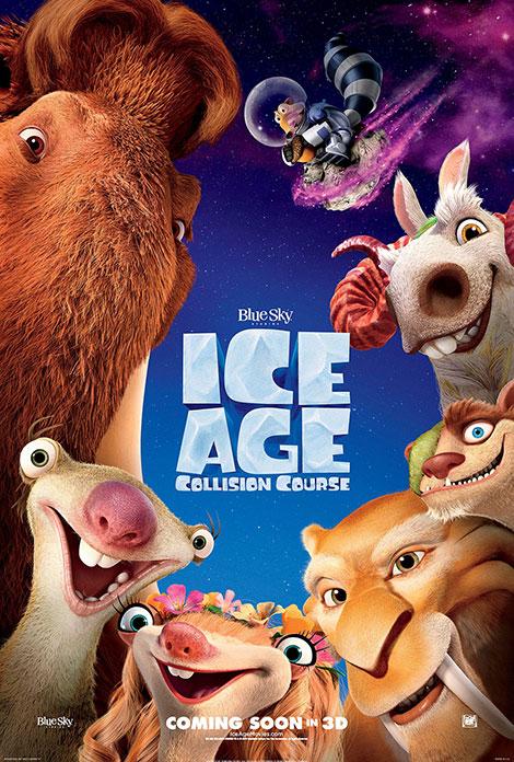 دانلود انیمیشن Ice Age: Collision Course 2016