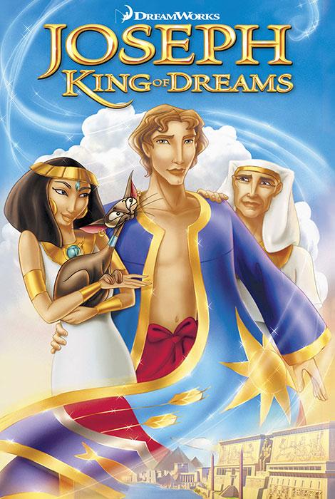 دانلود دوبله فارسی انیمیشن Joseph: King of Dreams 2000