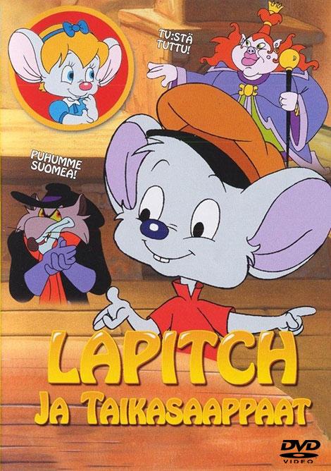 دانلود دوبله فارسی انیمیشن Lapitch the Little Shoemaker 1997