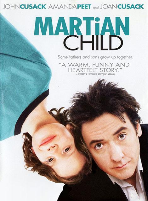 دانلود دوبله فارسی فیلم کودک مریخی Martian Child 2007