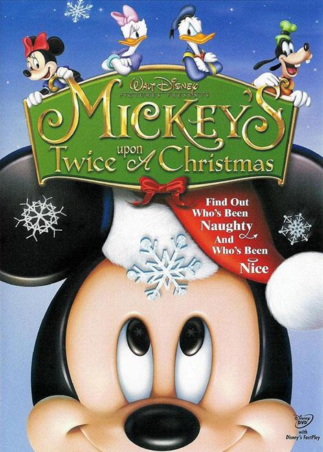 دانلود دوبله فارسی انیمیشن Mickey's Twice Upon a Christmas 2004