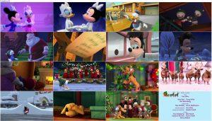 دانلود انیمیشن داستانهای میکی و کریسمس 2004 با دوبله فارسی