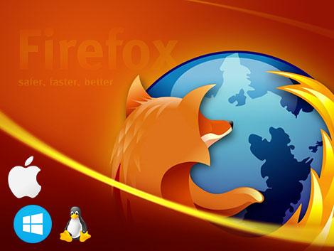 دانلود ورژن جدید مرورگر فایرفاکس Mozilla Firefox