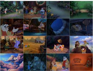 دانلود انیمیشن روزگاری در جنگل با دوبله فارسی گلوری