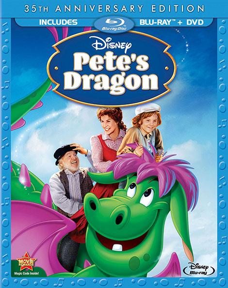 دانلود دوبله فارسی فیلم اژدهای پیت Pete's Dragon 1977