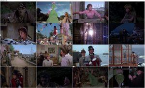 دانلود فیلم اژدهای پیت با دوبله فارسی Pete's Dragon 1977