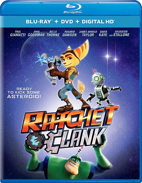 دانلود دوبله فارسی انیمیشن Ratchet & Clank 2016