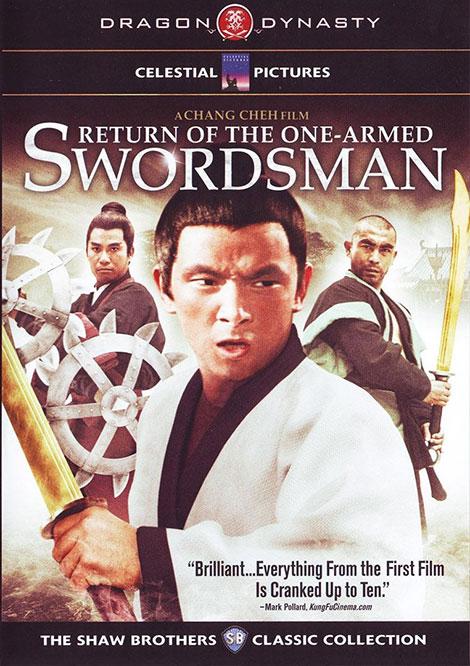 دانلود دوبله فیلم Return of the One-Armed Swordsman 1969