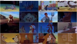 دانلود انیمیشن روور در مزرعه Rover Dangerfield 1991