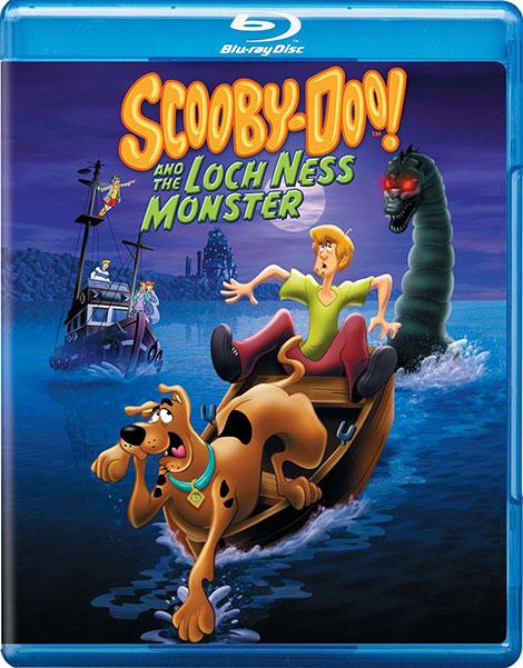 دانلود انیمیشن Scooby-Doo! and the Loch Ness Monster 2004