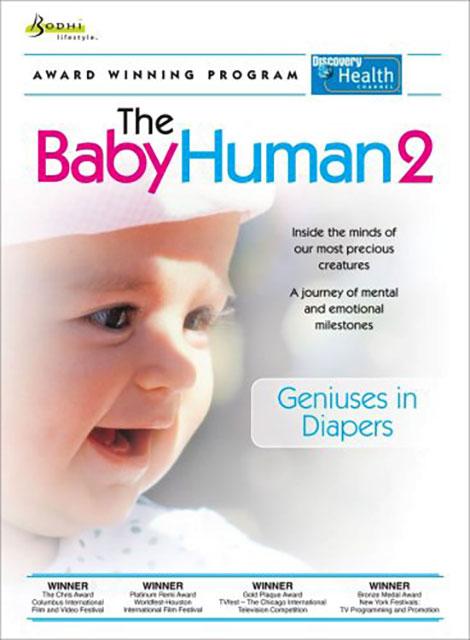 دانلود دوبله فارسی مستند کودک انسان The Baby Human 2004