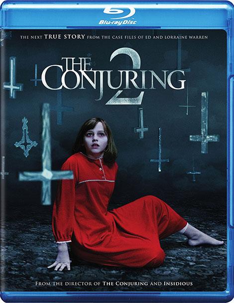 دانلود دوبله فارسی فیلم احضار The Conjuring 2 2016
