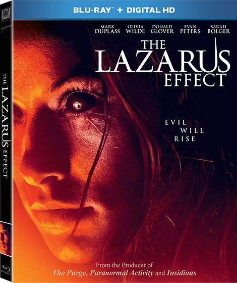دانلود دوبله فارسی فیلم تاثیر لازاروس The Lazarus Effect 2015