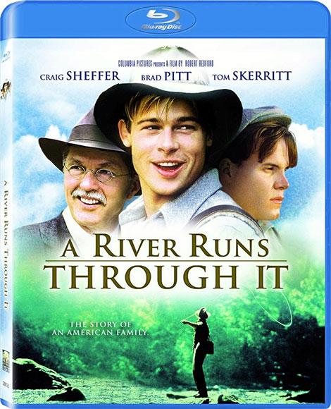 دانلود دوبله فارسی فیلم A River Runs Through It 1992