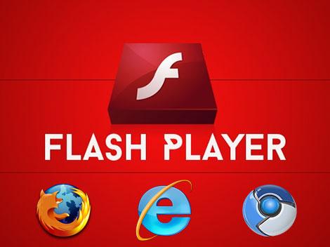 دانلود فلش پلیر Adobe Flash Player