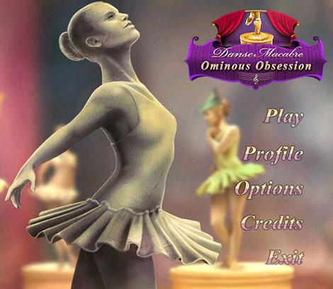 دانلود بازی Danse Macabre 6: Ominous Obsession Collector's Edition