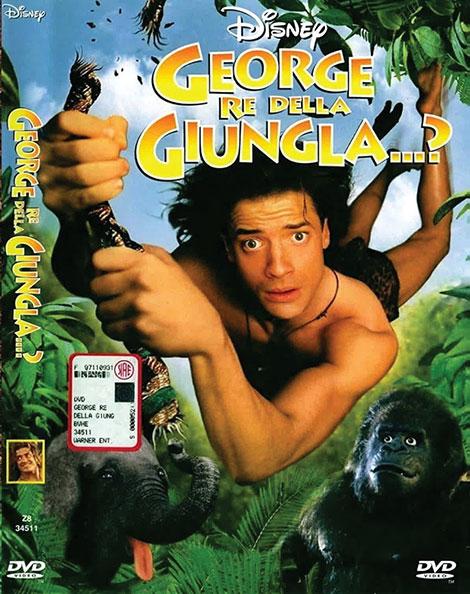 دانلود دوبله فارسی فیلم جرج جنگل George of the Jungle 1997