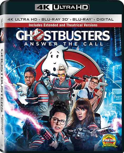 دانلود فیلم شکارچیان روح Ghostbusters 2016
