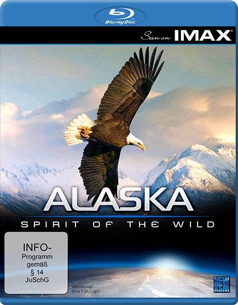 دانلود مستند روح وحشی آلاسکا Alaska: Spirit of the Wild 1997