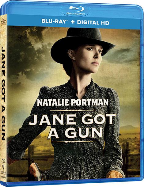 دانلود دوبله فارسی فیلم جین دست به اسلحه می برد Jane Got a Gun 2016