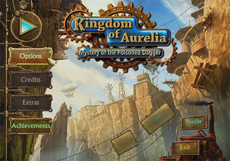 دانلود بازی Kingdom of Aurelia: Mystery of the Poisoned Dagger