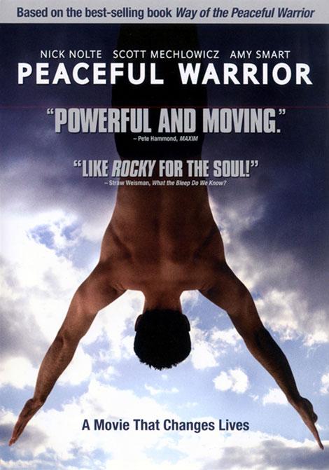 دانلود دوبله فارسی فیلم جنگجوی درون Peaceful Warrior 2006