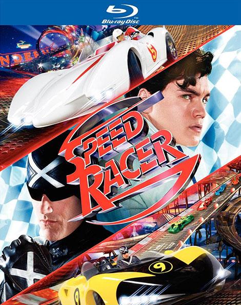 دانلود دوبله فارسی فیلم مسابقه سرعت Speed Racer 2008