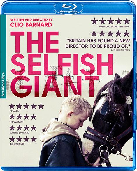دانلود دوبله فارسی فیلم خودخواهی The Selfish Giant 2013