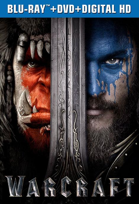 دانلود دوبله فارسی فیلم وارکرفت Warcraft 2016
