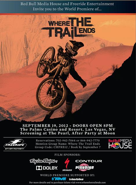 دانلود مستند کجا به پایان میرسد Where the Trail Ends 2012