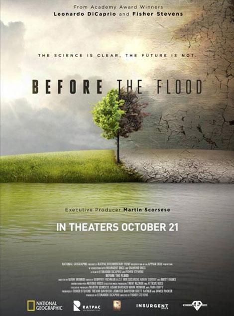 دانلود مستند قبل از طوفان Before the Flood 2006