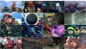 دانلود انیمیشن BoBoiBoy: The Movie 2016