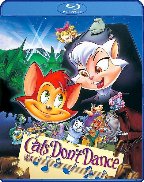 دانلود انیمیشن گربه ها نمی رقصند Cats Don't Dance 1997