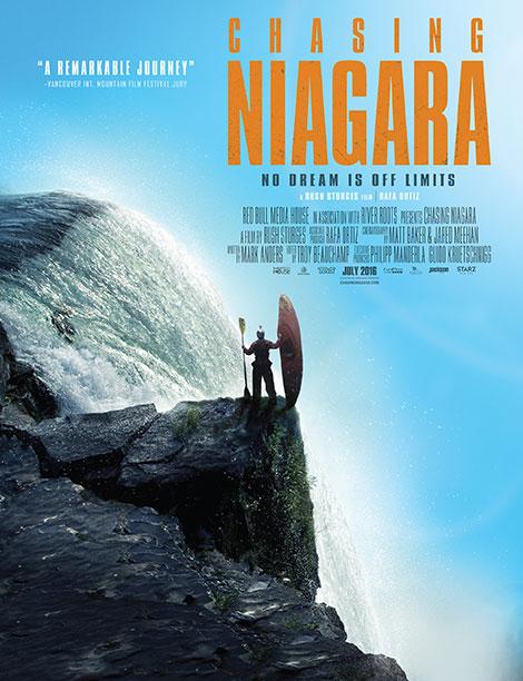 دانلود مستند تعقیب نیاگارا Chasing Niagara 2015