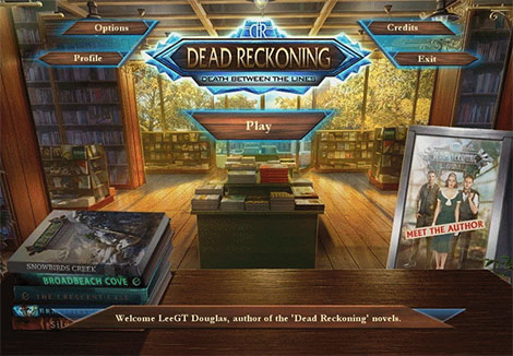 دانلود بازی Dead Reckoning 6: Death Between the Lines Collector's Edition