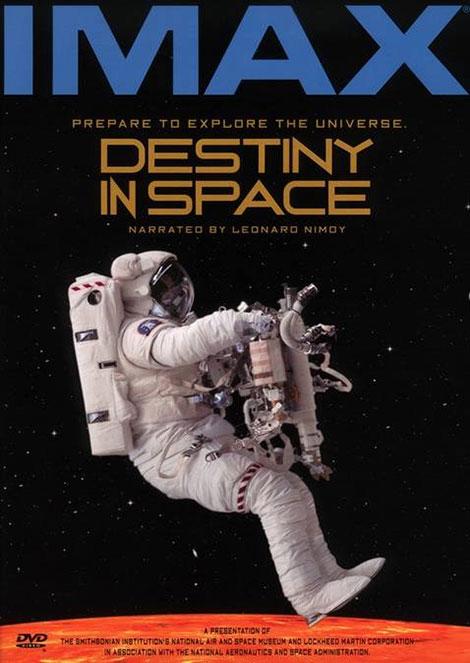 دانلود مستند سرنوشت در فضا Destiny in Space 1994
