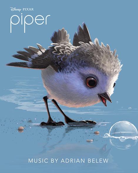 دانلود انیمیشن جوجه کبوتر Disney Pixar - Piper 2016