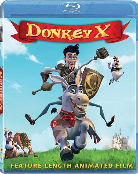 دانلود انیمیشن دن کیشوت Donkey Xote 2007
