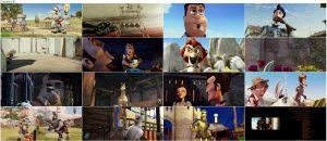 دانلود انیمیشن دانکی شوت Donkey Xote 2007