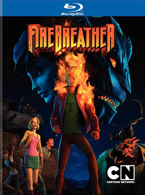 دانلود دوبله فارسی انیمیشن نفس آتشین Firebreather 2010