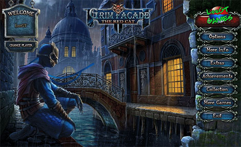 دانلود بازی Grim Facade 8: The Red Cat Collector's Edition