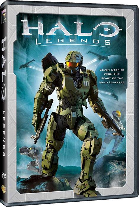 دانلود دوبله فارسی انیمیشن افسانه های هالو Halo Legends 2010