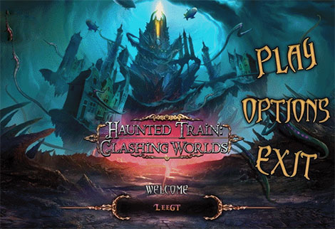 دانلود بازی فکری Haunted Train 3: Clashing Worlds Collector's Edition