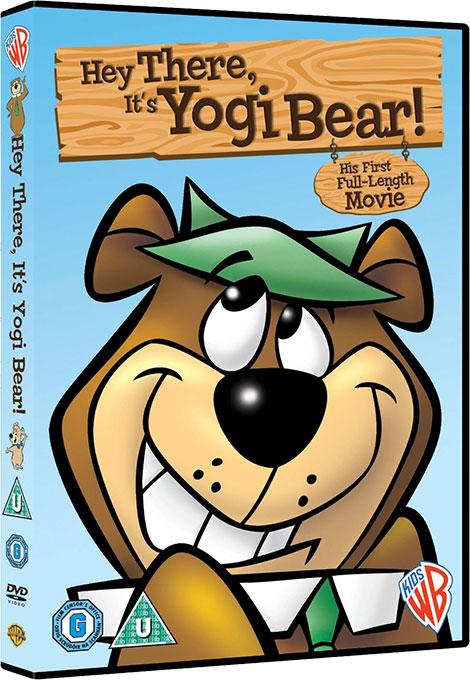 دانلود دوبله فارسی انیمیشن یوگی خرسه Hey There, It's Yogi Bear 1964